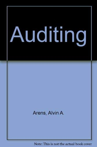 9780130516985: Auditing
