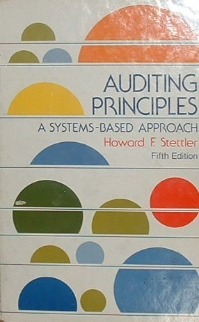 9780130517227: Auditing Principles: A Systems-Based Approach (Prentice-Hall series in accounting)