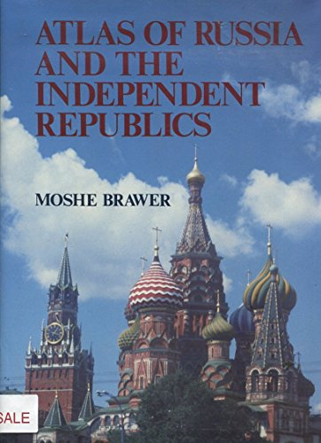 9780130519962: Atlas of Russia and the Independent Republics
