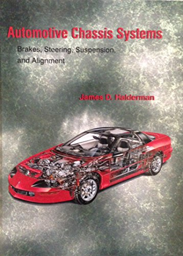 9780130523174: Automotive Chassis Systems