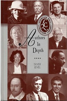 9780130523853: Authors in Depth: Silver Level (Prentice Hall Literature Library)