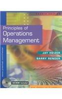 9780130525826: Principles Operatns Mangmnt & POM Win 2 Pkg