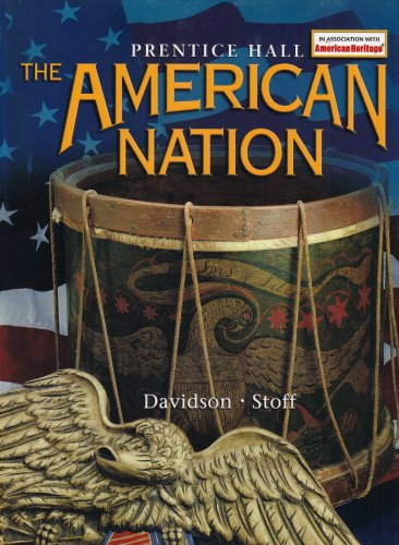 9780130529541: THE AMERICAN NATION 9E STUDENT EDITION 2003C