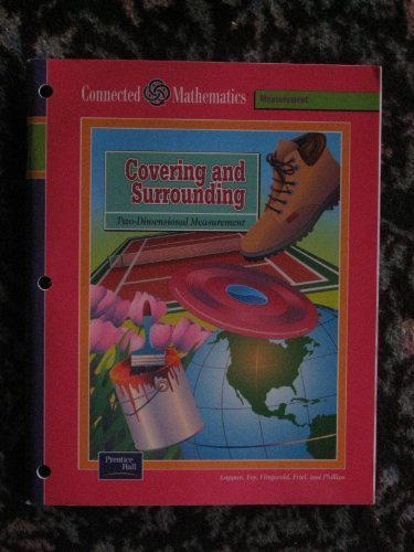 9780130530615: Connected Mathematics Measurement Covering and Surrounding Two-dimensional Measurement Grade 6