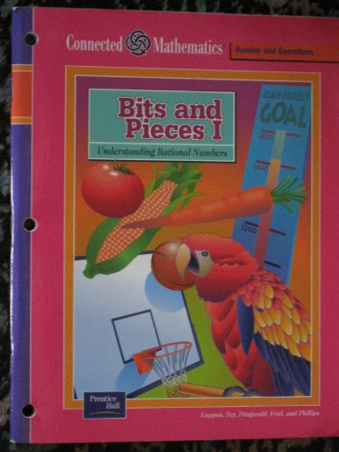 9780130530622: CONNECTED MATHEMATICS SE BITS & PIECES 1 GRADE 6 2002C (Prentice Hall Connected Mathematics)
