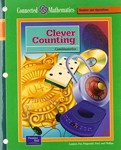 9780130530851: Clever Counting: Combinatories (Connected Mathematics)