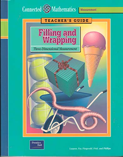 Filling and Wrapping: Teacher's Guide: Three-Dimensional Measurement