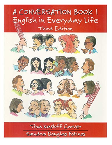 9780130531742: A Conversation Book I : English in Everyday Life (Complete Edition)