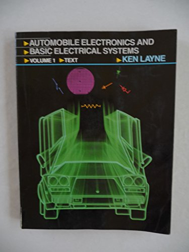9780130532817: 001: Automobile Electronics and Basic Electrical Systems