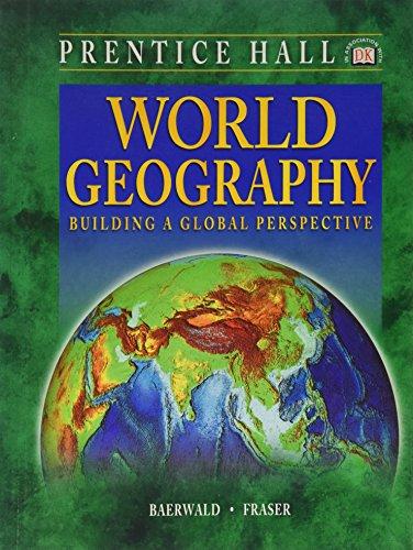 9780130533456: Prentice Hall World Geography Teacher Edition 2002 Isbn 0130533459