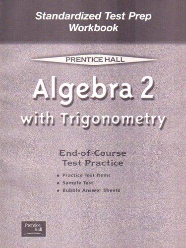 9780130533661: ALGEBRA 2 W/TRIGONONMETRY 5E (SMITH)STANDARDIZED TEST PREPARATION WORKBOOK 2001C
