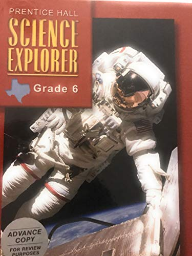 Science Explorer 6 (TX): Padilla, Michael