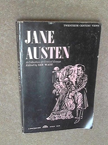 9780130537515: Jane Austen: A Collection of Critical Essays (20th Century Views)