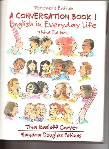 9780130537607: Conversation Book 1 TB
