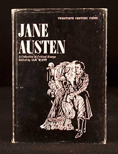 Jane Austen (20th Century Views): Watt, Ian P.