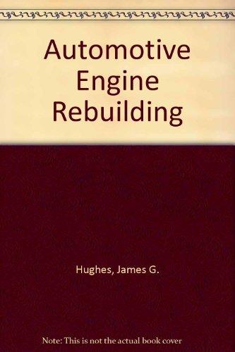 9780130537867: Automotive Engine Rebuilding