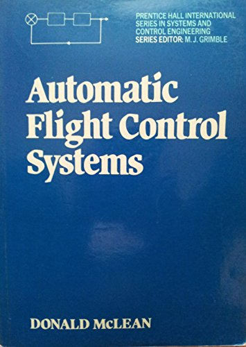 9780130540164: Automatic Flight Control Systems