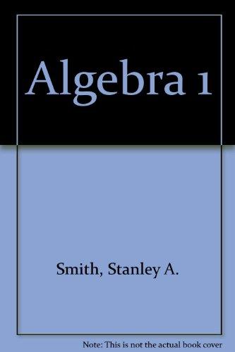 9780130541932: Algebra 1