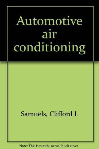 9780130542137: Automotive air conditioning
