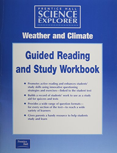 9780130542472: SCIENCE EXPLORER 2E GUIDED STUDY WORKBOOK STUDENT ED WEATHER & CLIMATE  2002C