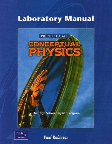 9780130542571: Conceptual Physics (Laboratory Manual)