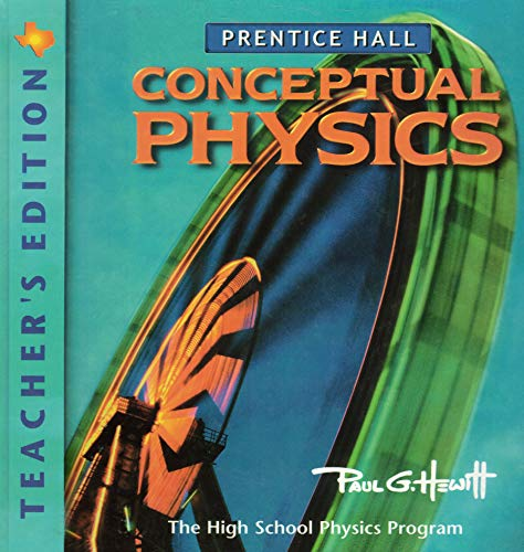 9780130542656: The High School Physics Program (Conceptual Physics)