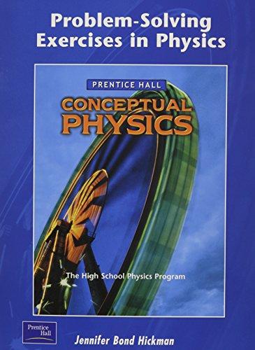 9780130542755: Aw Conceptual Physics Prob Sol