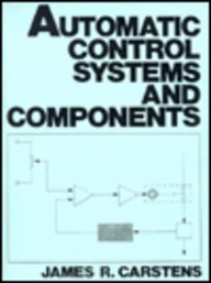 9780130542977: Automatic Control Systems and Components