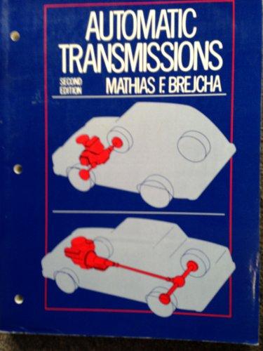 9780130545770: Automatic transmissions