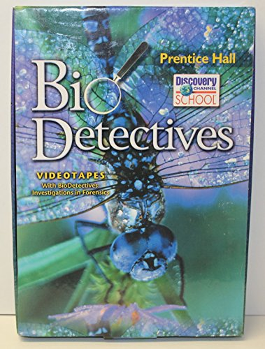"""Videotapes """"Bio Detectives: Investigations in Forensics"""" by Prentice Hall: Prentice Hall"""