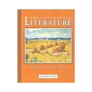 9780130547866: Prentice Hall Literature: Timeless Voices, Timeless Themes, Copper Level, Grade 6, Student Edition