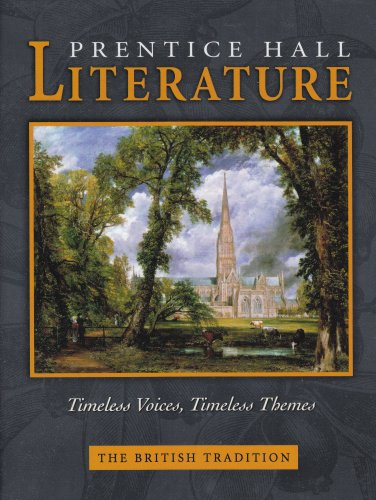 9780130547934: PRENTICE HALL LITERATURE:TIMELESS VOICES TIMELESS THEMES 7E SE GR 12 2002C