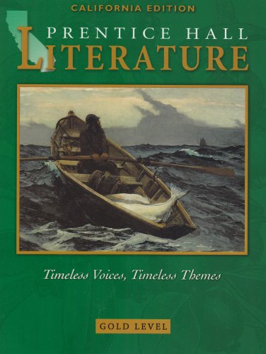 Prentice Hall Literature : Timeless Voices, Timeless: Kate Kinsella