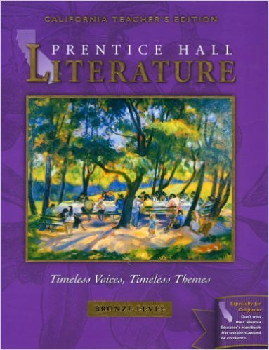 9780130548108: Timeless Voices, Timeless Themes: California Edition Bronze Level