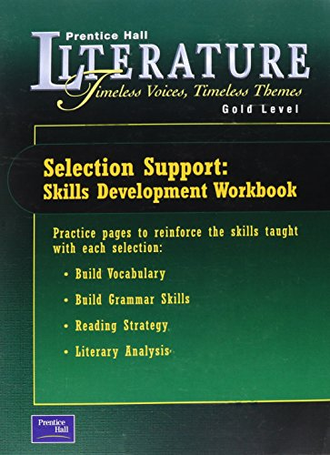 9780130548252: Selection Support: Skills Development Workbook, Gold Level