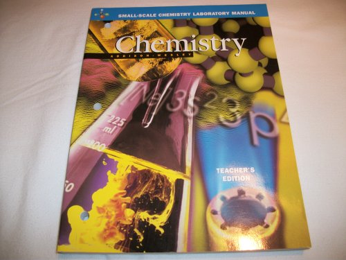 9780130548627: Chemistry: Small-Scale Chemistry Laboratory Manual