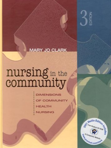 9780130549242: Media Edition of Nursing in the Community (3rd Edition)