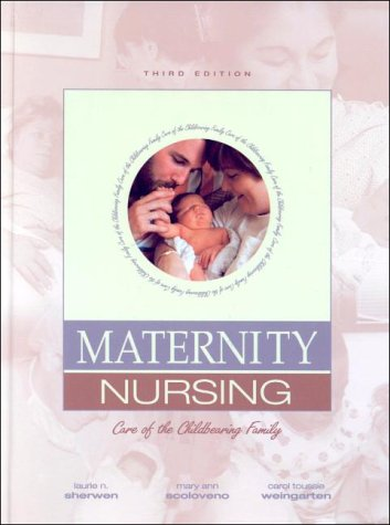 9780130549266: Media Edition of Maternity Nursing : Care of the Childbearing Family (3rd Edition)