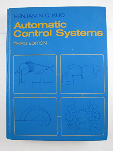 9780130549730: Automatic Control Systems