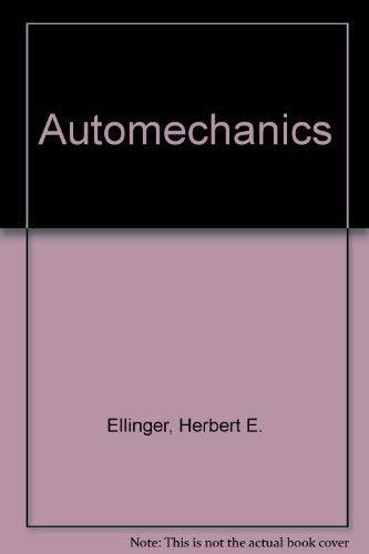 9780130551122: Automechanics