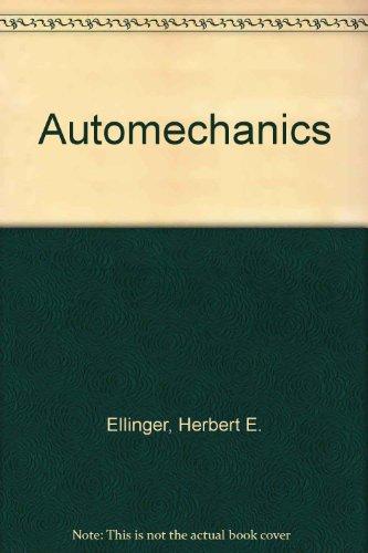 9780130551528: Automechanics