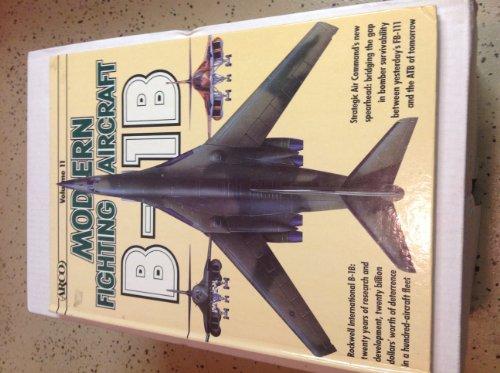 9780130552372: B-1B (Modern Fighting Aircraft)