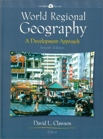 9780130553461: World Regional Geography: A Development Approach (7th Edition)