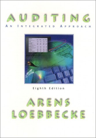 9780130555069: Auditing an Integrated Approach