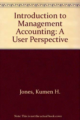 9780130556127: Introduction to Management Accounting and EBiz Package