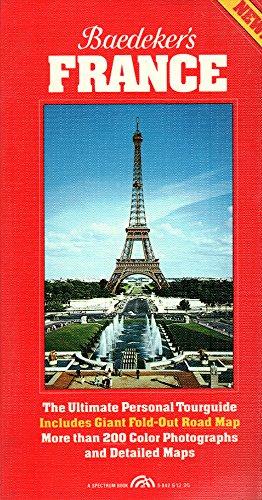 Baedeker's France: Baedeker Editors