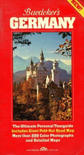 Baedeker's Germany: Baedeker, Jarrold; Baedeker