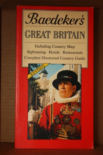 9780130558558: Baedeker's Great Britain