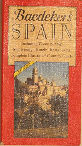 9780130559135: Baedeker's Spain