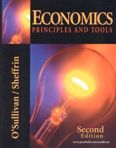 9780130559388: Economics: Principles and Tools with Active Learning CD-ROM (2nd Edition)